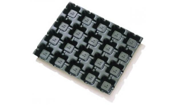 Platon DE25 a DE40/500 - izolácia pre zelené strechy