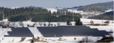 fotovoltaika - fotovltaická elektráreň, fotovoltaické panely