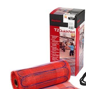 vykurovacia rohož - podlahové kúrenie