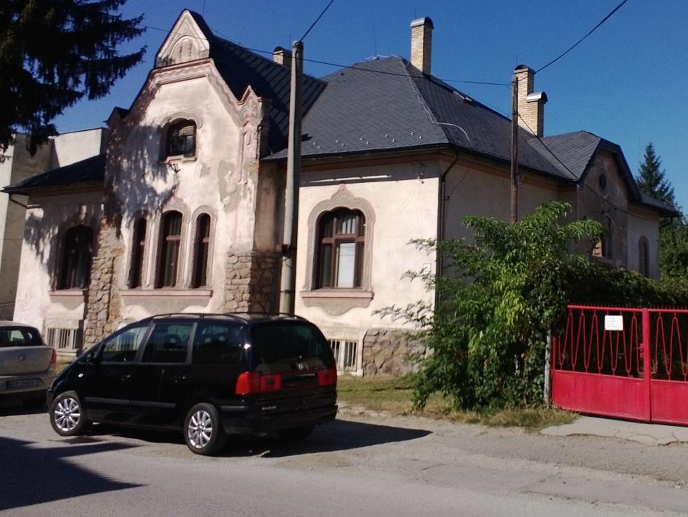 Stabuflex - Historická budova Katastra v Rožňave