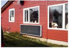 Solarventi - teplovzdušné solárne panely