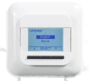 NRG-DM termostat
